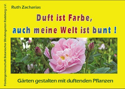 Duft ist Farbe